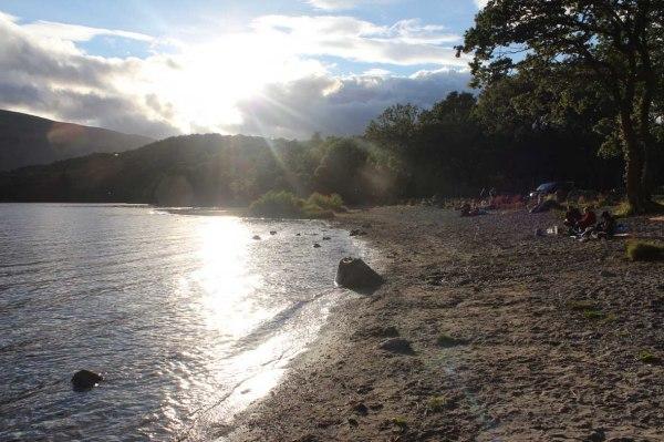 Loch Lomond in September