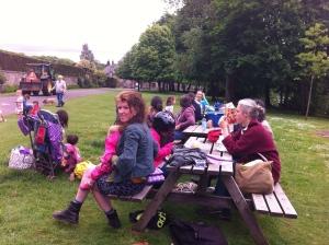 picnic pollok